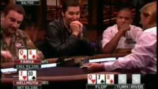 View On Poker - Sam Farha Beats Phil Hellmuth On Poker After Dark!
