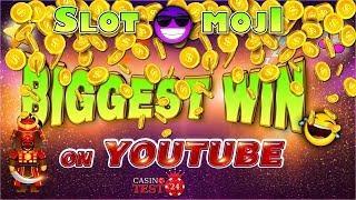 MUST SEE!!! RECORD WIN ON SLOTOMOJI SLOT (ENDORPHINA) - ULTRA HUGE MEGA BIG WIN - 5€ BET!!!