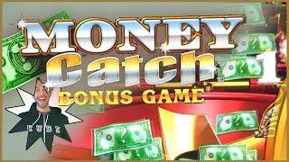 • Money Catch Bonus Game • SPINNING • SATURDAYS • Slot Machine Pokies HD HD