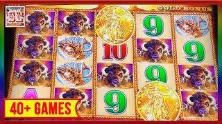 ** SUPER BIG WIN ** BUFFALO GOLD ** SLOT LOVER **