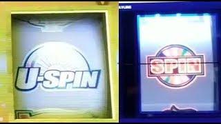 HIGH LIMIT Cash Spin + Wheel of Fortune Slots 3x BONUS