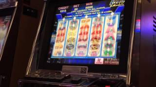 TBT - Reelin' n Boppin' Slot Bonus with Retrigger - Big Win