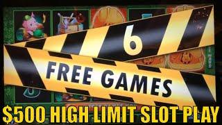 ★ Slots ★I CAN'T STOP PLAYING !★ Slots ★ $500 HIGH LIMIT Slot Play★ Slots ★ LUCKY 500★ Slots ★HUFF N