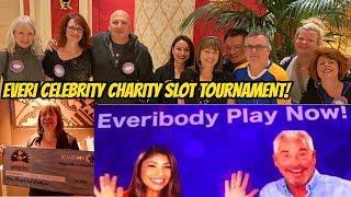 BEHIND THE SCENES & THE EVERI CHARITY SLOT TOURNAMENT