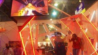 """#G2E2016 Gamblit -  Brookhaven Experiment VR SKILL """"slot machine"""""""