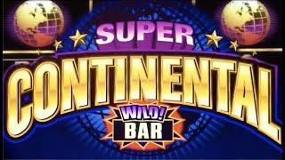 •SUPER CONTINENTAL WILD BAR• • LOVE IT OR HATE IT? Slot Machine Bonus (SG BALLY)