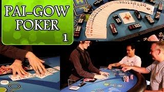 How to Use the Joker Card, a Brief History, and the Basics of Pai-Gow Poker