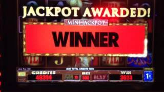 Thundering Herd Mini Jackpot Awarded