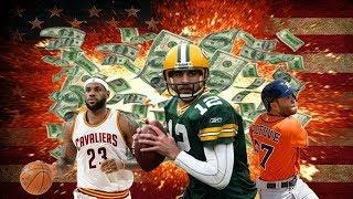 American Sports Betting Explosion Begins