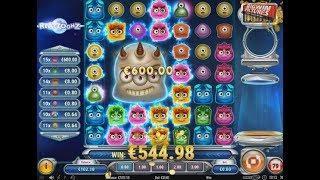 Reactoonz Slot - Mega Win Again!
