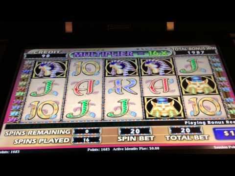 Cleopatra 2 JACKPOT HANDPAY high limit slots bonus win