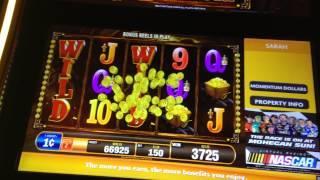 Gold Mine - Bally Slot Machine Bonus