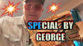 •A George Special•.....WHATS HAPPENING IN THE WORLD IS LIKE A DREAM...•.....SO LETS DREAM...•
