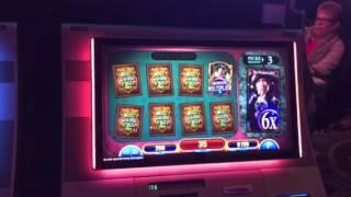 Big Bang Theory Slot Machine Mystic Warlords of Ka'a Bonus MGM Casino Las Vegas