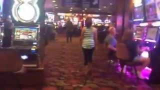 A walk through Binions Hotel & Casino in Las Vegas DOWNTOWN 2014 (OVERVIEW)