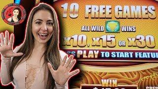 HANDPAY JACKPOT Winner 5 Dragons GRAND in Las Vegas