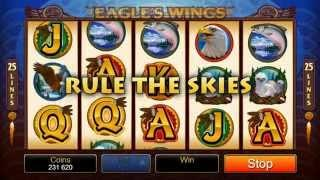 Eagles Wings Mobile - William Hill Games
