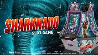 Sharknado Slot Game•