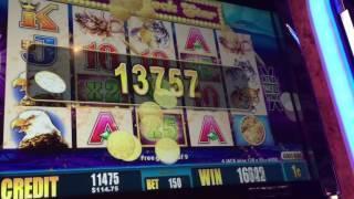 Massive BUFFALO DELUXE Slot Bonus 1000 SUBSCRIBER SPECIAL
