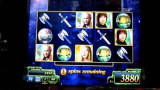 Two Towers Slot Machine Bonuses (WMS Gaming) (The Best Of 2011)