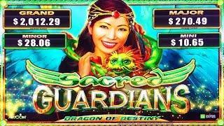 ++NEW Sacred Guardians Dragons of Destiny slot machine, DBG