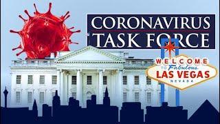 Vegas Coronavirus Rise Brings White House Warning