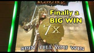 BIG WIN!! Lord of the Rings Slot + Wild Wild Nugget, Game of Life Career Day!