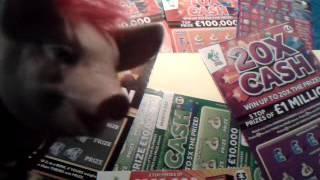 Scratchcard George..TELLS ALL..This Is What Happened To My Channel..