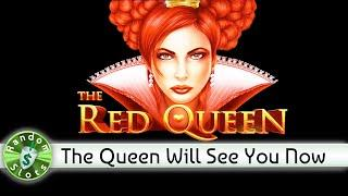 The Red Queen slot machine, Lots of Good Wins and Bonuses