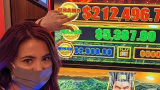 ⋆ Slots ⋆ LIVE From HARD ROCK TAMPA! HIGH LIMIT JACKPOTS!!
