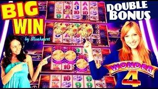 BUFFALO GOLD slot machine TALL FORTUNES SUPER GAMES BONUS WINS!