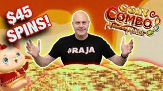 ⋆ Slots ⋆ OMG - Rare Coin Combo Triple Pot Bonus Trigger ⋆ Slots ⋆$5,000+ Jackpot Win on High Limit Marvelous Mouse!