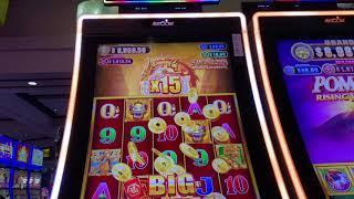 5 Dragons Rising Fortunes Big Win Bonus