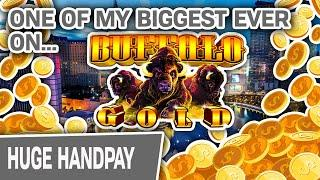 ⋆ Slots ⋆ One of My BIGGEST HANDPAYS EVER on Buffalo! ⋆ Slots ⋆ HUGE Slot Action @ Cosmo Las Vegas