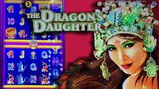 The Dragon's Daughter slot machine, another bonus