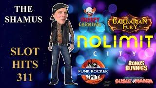 Slot Hits 311: Nolimit City - Final look at this iGAMING company.