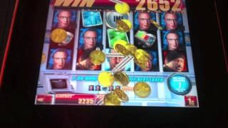 Aristocrat - Mission Impossible Slot - Bonus Feature - Borgata Hotel and Casino - Atlantic City, NJ