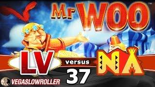Las Vegas vs Native American Casinos Episode 37: Mr Woo Slot Machine