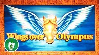 Wings over Olympus classic slot machine
