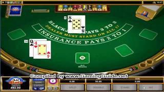 All Slot Casino's European Blackjack