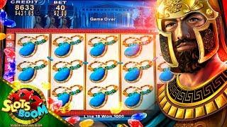 BIG WINS ON KONAMI SLOTS !!! Roman Tribune - Money Blast - China Mystery 5c Slots