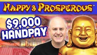 ⋆ Slots ⋆ High Limit Dragon Link Jackpots in Las Vegas ⋆ Slots ⋆ $125 Happy & Prosperous Bets Pay off Big!
