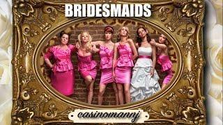 Bridesmaids - MAX BET! -  PROGRESSIVE WIN - Slot Machine Bonus