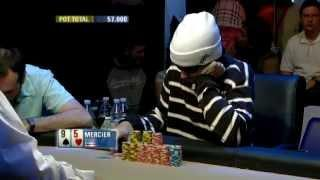 Greatest Poker Hands - Jason Mercier Arrives   PokerStars.com