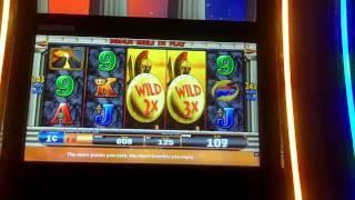 Bally - Spartan's Gold Slot Bonus
