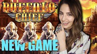 NEW HIGH LIMIT GAME! Buffalo Chief at Cosmo Las Vegas!