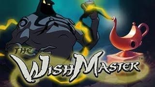 NetEnt The Wishmaster Slot | Feature Spin £2 bet | Super Big Win!