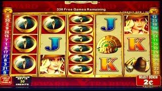 390 spins on Quest For Riches slot!