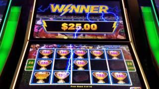 Lightning Link *Best Bet all bonuses* Hold and Spin and retrigger Nice wins (part 2)