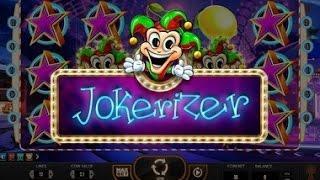 Epic MAXIMUM win in Yggdrasils Jokerizer